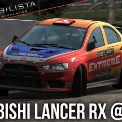 Automobilista | Mitsubishi Lancer Evo RX at Tykki