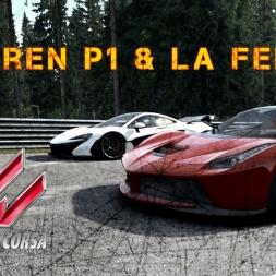 Assetto Corsa | P1 vs La Ferrari @ Nordschleife | Onboard