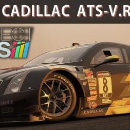 Project CARS Gameplay PC - Cadillac ATS-V.R - US CAR PACK | G27