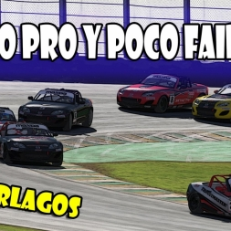 iRacing | Mucho Pro y poco Fairplay (Advance MX-5 Cup @ Interlagos)