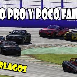 iRacing | Mucho Pro y poco Fairplay (Advance MX-5 Cup @ Interlagos)