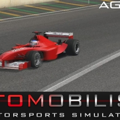 Automobilista - First Gameplay - Formula V10 - AGUKHD