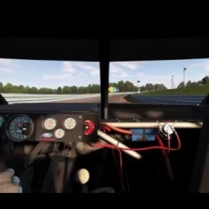 Project CARS  - Ford Fusion Nascar Onboard @ Watkins Glen (60 fps)