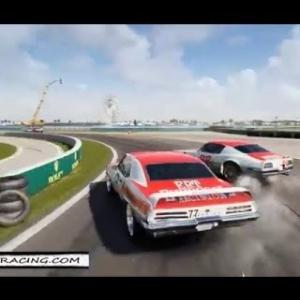 Forza6 Trans Am series Daytona