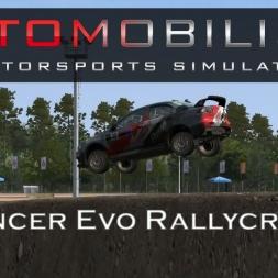 Automobilista Beta | Lancer Evo Rallycross - Tykki Dirt 1