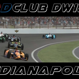 rFactor 2 - RD Club DW12 @ Indianapolis