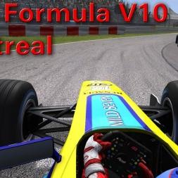 Automobilista | Formula V10 | 34 laps @ Montreal