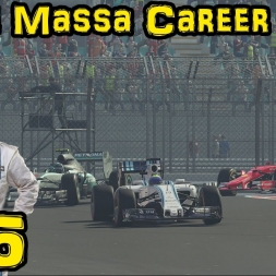 F1 2015 - Felipe Massa Career Mode - Ep 15: Russia