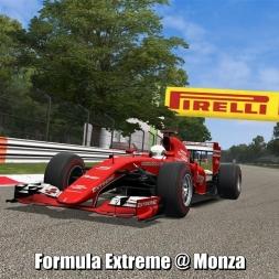 Formula Extreme @ Monza - Automobilista 60FPS