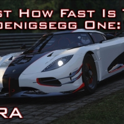 Assetto Corsa: Just how fast is the Koenigsegg?? - Extra 6