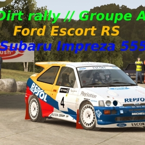 Dirt Rally // Groupe A // Germany // Finland