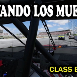 iRacing | Salvando los Muebles (Class B Fixed @ Atlanta)