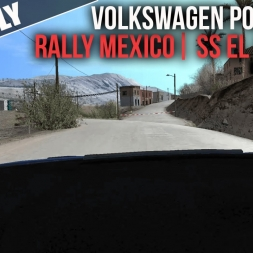 Richard Burns Rally | Volkswagen Polo R WRC at El Cubilete | Rally de Mexico
