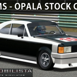Automobilista Gameplay - Opala Stock Car 1986