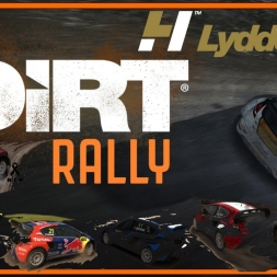 All Rallicross Cars at Lydden Hill