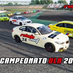Campeonato VLN 2016 - Rebufo.net - Barcelona Gp