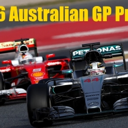 F1 2016 Australian GP Preview and Predictions