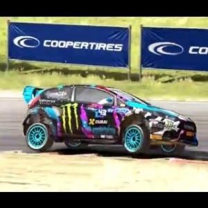 Dirt Rally - Monster FIA World Rally Cross Gameplay - Höljes Final