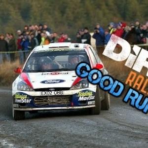 DIRT RALLY, EP3 FORD FOCUS, A GOOD RUN