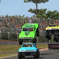 Automobilista Super Truck Cascavel Track Gameplay