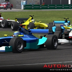 Automobilista Early Access - F1 2002 @ Interlagos