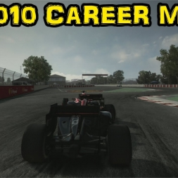 F1 2010 Career - Race 8 - Canada - The Virgin's Virginities Have Been Taken