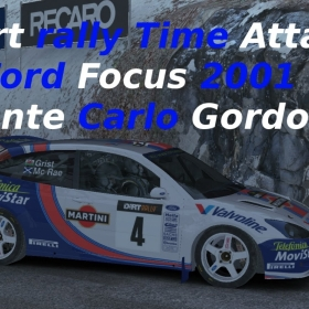 Dirt Rally // Time Attack °9 // Ford Focus 2001 // Gordolon-Courte Montée !