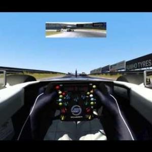 Hot Race!!! Williams FW31 *Zandvoort *