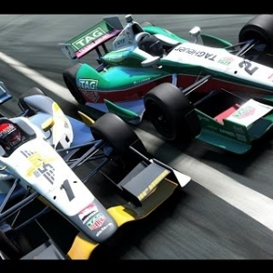 Baseline Setup + misc: Dallara DW12 IndyCar