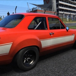 Assetto Corsa Ford Escort RS 1600 Brands Hatch Dreampack 3 Trailer