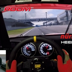 HEEL AND TOE - FORD CAPRI @ NURBURGRING - RACEROOM