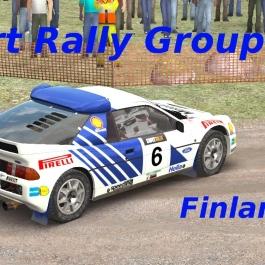 Dirt Rally // Groupe B en Finlande // Audi, Ford et Opel // Onboard + TV
