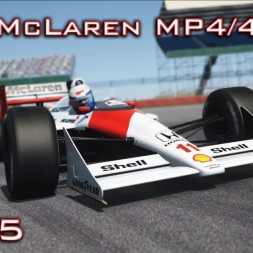 Assetto Corsa: McLaren MP4/4 - Episode 85
