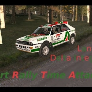 Dirt Rally // Time Attack °10 // Lancia Delta Integrale // Finlande