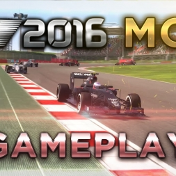 F1 2016 Gameplay - Mclaren MP4-31 MOD Showcase! - ►►NEW MOD!!◄◄ - MickeyMoTiOnZ