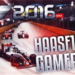 F1 2016 Gameplay - HAAS F1 VF-16 MOD Showcase! ◆ NEW MOD!! ◆ MickeyMoTiOnZ