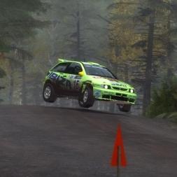 Dirt Rally Seat Ibiza @Kakaristo top 30 Replay+On Board