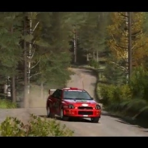 Dirt Rally:Logitech Driving Force GT Finland Naarajarvi(Sprint)