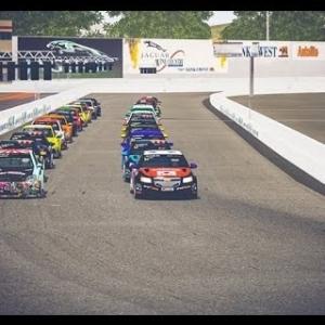 VSR HTCC 2015 | RACE07 | Sonoma Raceway | Balazs Toldi OnBoard