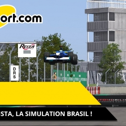Automobilista - La simulation made in Brasil !