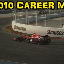 F1 2010 Career - Race 9 - Europe - The Virgin Bridge
