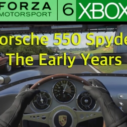Forza 6 - 1955 Porsche 550 Spyder