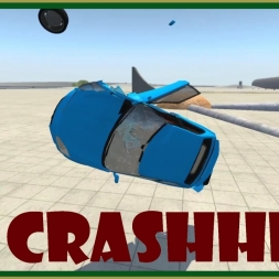 BeamNG 03 - CRASHHHH