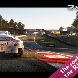 RUF RGT-8 GT3 + G-Force Meter | Oulton Park | Project Cars