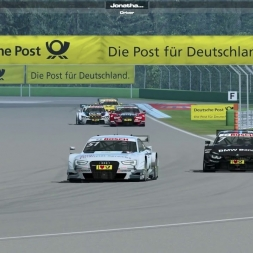 DTM 2015  @  Hockenheimring  |  Season 1 Round 1
