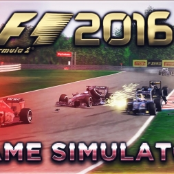 F1 2016 Game Simulator - Revision 3 Beta First Impressions - (F1 2014 MOD) - MickeyMoTiOnZ