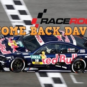 RACEROOM EXPERIENCE: DTM FUN RACE, CATCH DAVE!