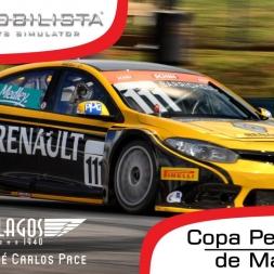 Automobilista Early Access | Renault Fluence | Interlagos