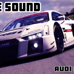 iRacing | Audi R8 GT3  // PURE SOUND // Monza