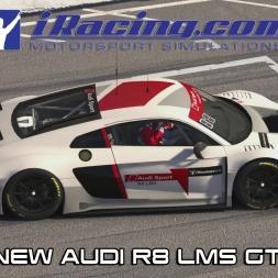 IRACING - NEW AUDI R8 LMS GT3